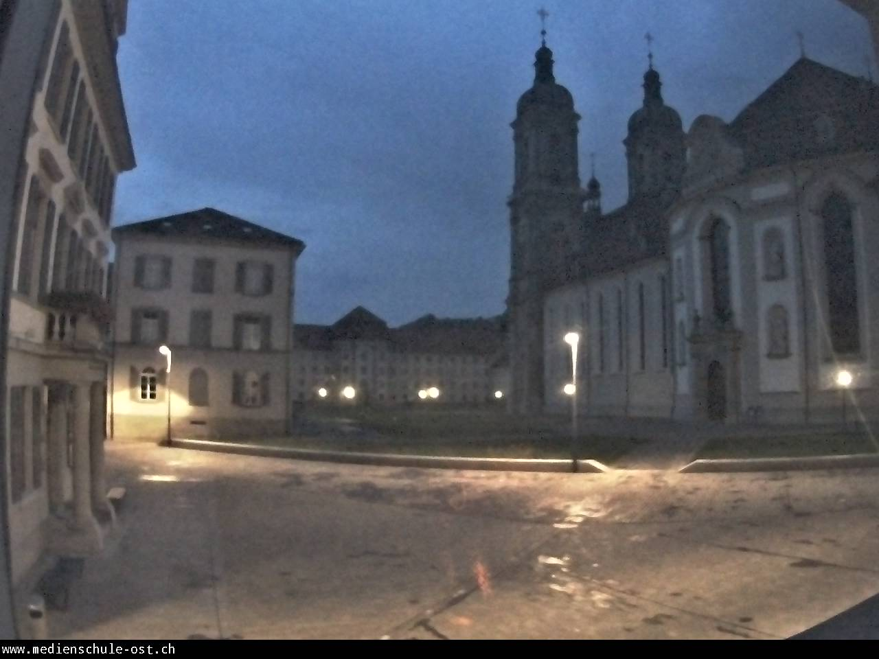 Swiss-Webcam.ch - Webcam Klosterplatz St.Gallen, Live Wetter (9000 Sankt Gallen)