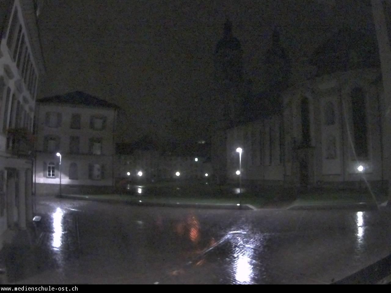 St. Gallen Live Cam, Switzerland – Klosterplatz